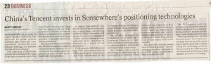the Herald press clipping small